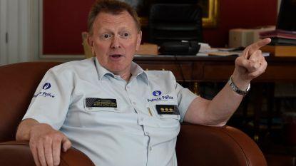 """Brusselse korpschef: """"Ik keur geweld af, maar begrijp frustratie van mijn mensen"""""""