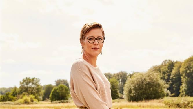 """Ine Van Wymersch (40), jongste topmagistraat van het land, schrijft levensverhaal van vrouw die euthanasie plant. """"Ik heb vaak tegen mezelf gezegd: 'Ine, probeer haar níét te redden'"""""""