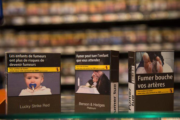 Les photos sur les paquets de cigarettes ne font déjà plus leur petit effet