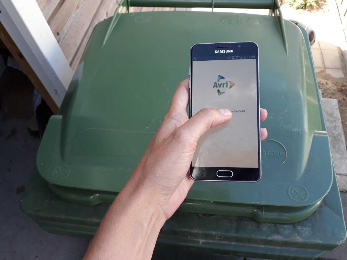 Avri breidt haar bestaande app straks uit, volgend jaar kun je je 'prestaties' als het gaat om afval scheiden vergelijken met anderen.