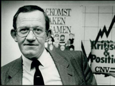 Voormalig vakbondsbestuurder Henk Hofstede (83) uit Wilsum overleden