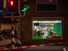 Grootscheepse politieactie na vechtpartij en mogelijke schoten bij pizzeria in Elburg