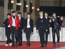 K-popband BTS betrokken bij auto-ongeluk