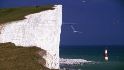 Drie lijken gevonden bij wereldberoemde toeristische kliffen aan Engelse zuidkust