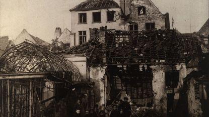 Oudenaarde 100 jaar geleden: zieken moeten wegens aanhoudende bombardementen geëvacueerd worden