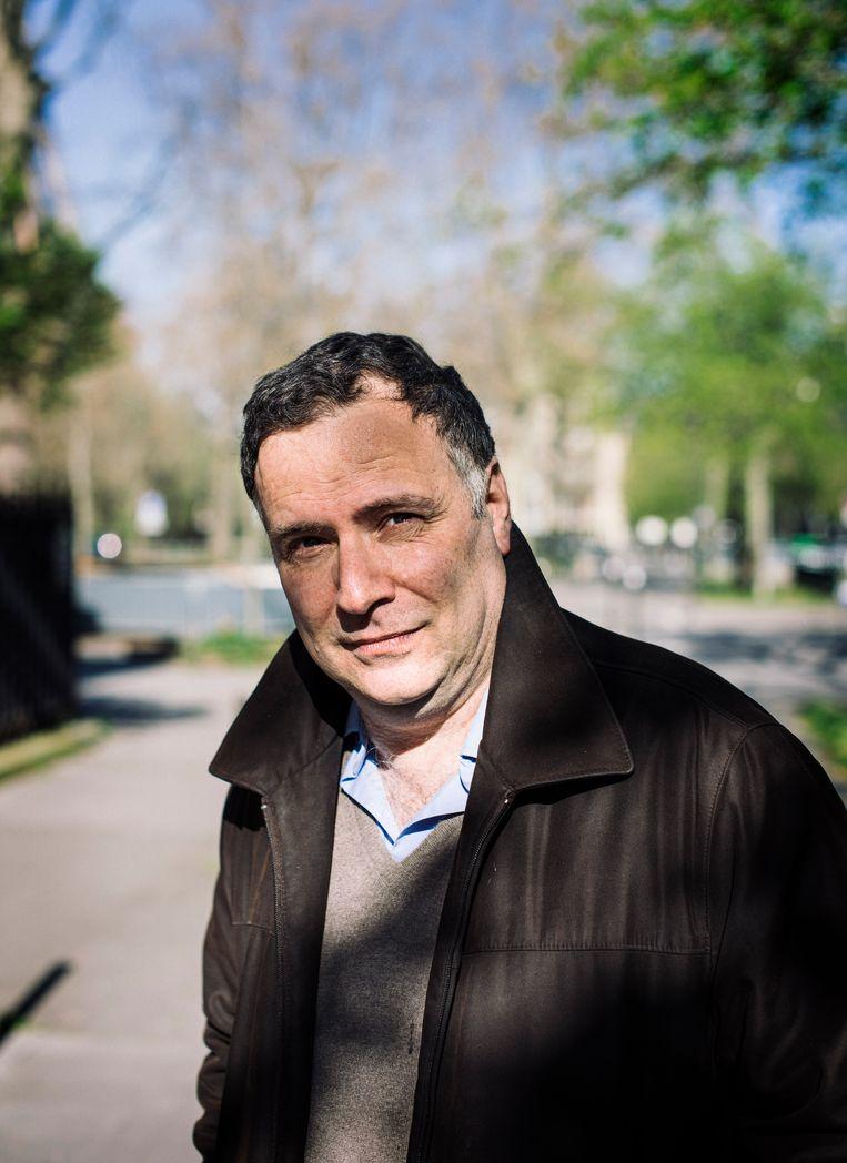Bernard Rougier: