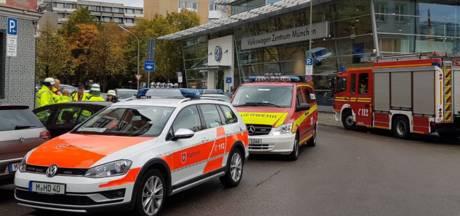 Verdachte gepakt na mesaanval op straat in München