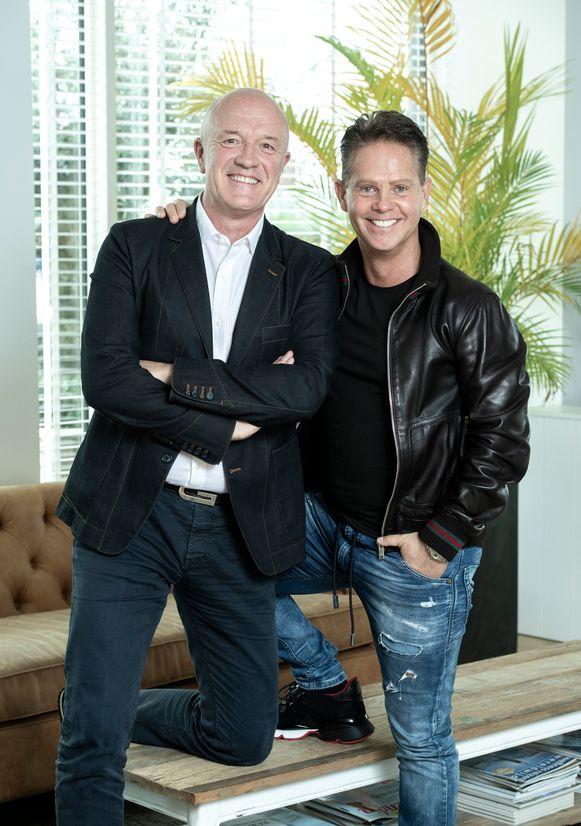 Danny de Munk en Geert Hoste