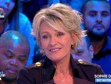 """Émue aux larmes, Sophie Davant évoque l'arrêt de """"C'est au programme"""""""