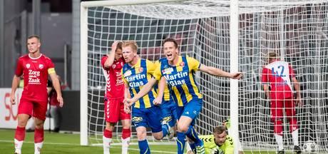 Jong FC Utrecht buigt voor FC Oss