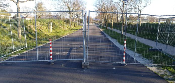 Vakantiepark De Klepperstee in Ouddorp is gesloten vanwege de coronacrisis.