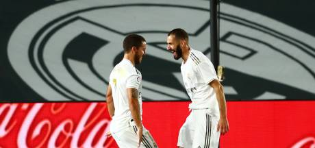 Real Madrid heeft Benzema terug, maar is Hazard alweer kwijt
