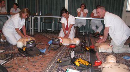 Opleiding AED en reanimatie
