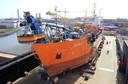 De scheepswerf van Kooiman/Hoebee is zaterdag 7 september open voor rondleidingen.