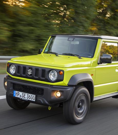 'Schattige hit-SUV van Suzuki verdwijnt van Europese markt'