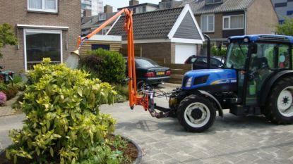 Ieper koopt tractor om planten en bloemen water te geven