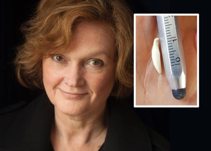 Marie Louise Schipper en het 13 millimeter lange tandje