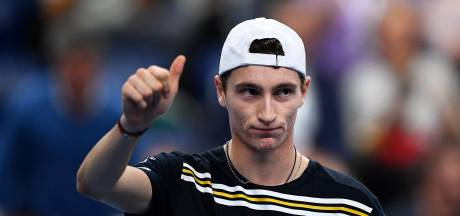 Humbert rejoint Murray en demi-finale à Anvers
