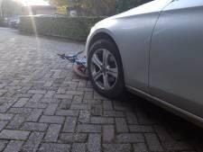 Peuter geschept door een auto in Mijnsheerenland