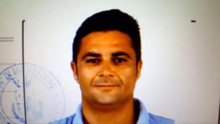 Saverio Tucci werd in oktober 2017 in de Rivierenbuurt vermoord Beeld Italiaanse politie