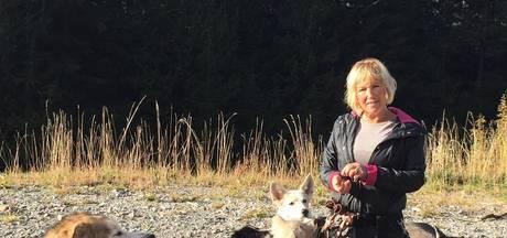 Canadese vrouw overleeft drie dagen in wildernis dankzij honden