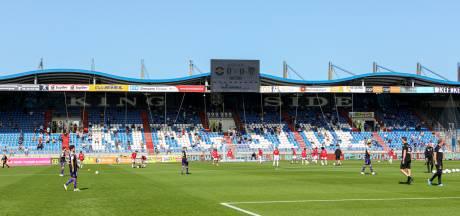 Willem II: voor het eerst sinds 1987 geen 4000 toeschouwers