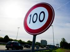 Nóg een gemeente wil 100 kilometer per uur op A12