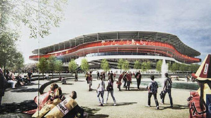 Ghelamco stelt verbeteringen aan Eurostadion voor, buurt reageert vol ongeloof