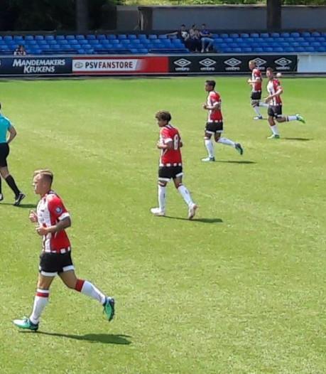 PSV lijft Amerikaan Ledezma deze week in