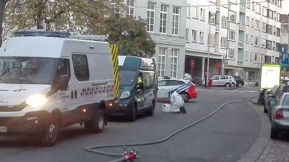 Gentse straat afgesloten voor verdachte koffer