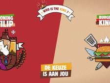 Belgische koning ontstemd over 'king'-reclame Burger King