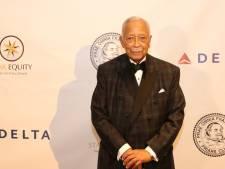 Décès de David Dinkins, premier maire noir de New York