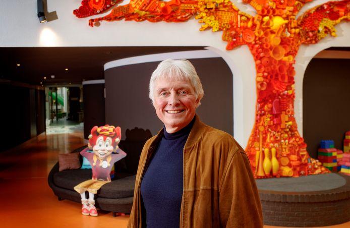 Peter Persoon, directeur van Villa Pardoes, gaat met pensioen.