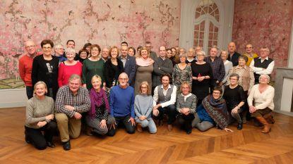Kasteel d'Ursel legt vrijwilligers in de watten