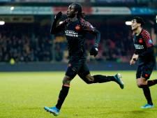 Jong PSV houdt punt over aan uitduel met Go Ahead Eagles