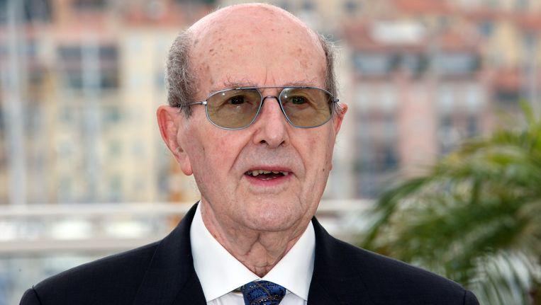 Manoel de Oliveira. Beeld AFP