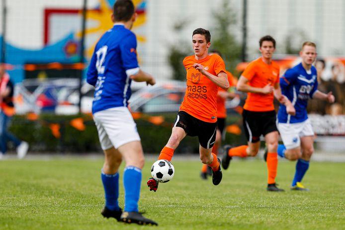 Cas van den Broek van Moerse Boys