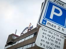 Langer parkeren in blauwe zone Ermelo