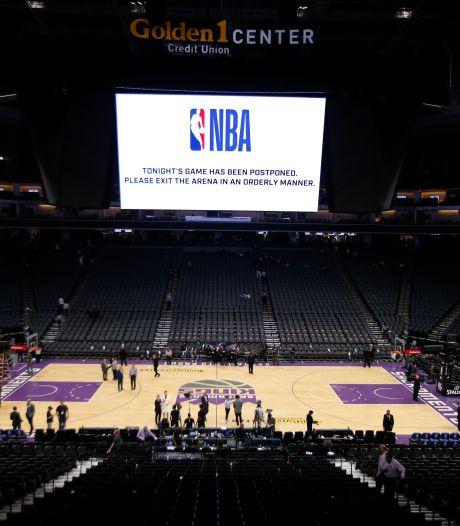 Meer basketbalclubs VS sluiten trainingscomplex vanwege corona