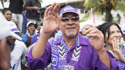 Bouterse haalt absolute meerderheid in Suriname