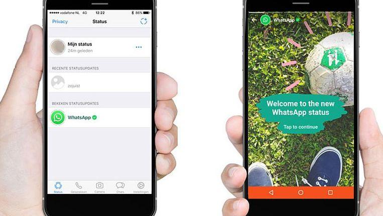 Whatsapp Viert 8ste Verjaardag Met Snapchatkloon Whatsapp Status