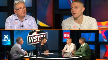 """Casper De Norre, smaakmaker bij seizoensrevelatie STVV, in VISTA!: """"Heb nog nooit iemand zo rustig gezien voor doel als Kamada"""""""