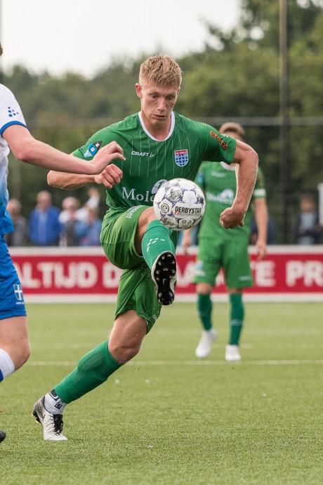 Back-up Zian Flemming geeft de moed nog niet op bij PEC Zwolle
