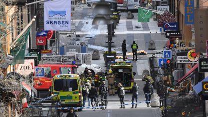 Medegevangene neemt wraak op dader aanslag Stockholm