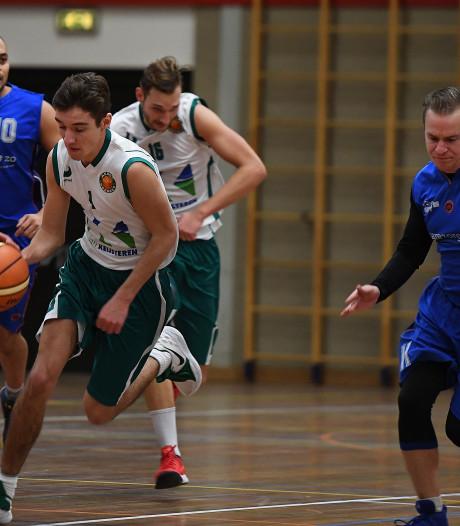Basketballers Akros hopen via achterdeur alsnog op promotie