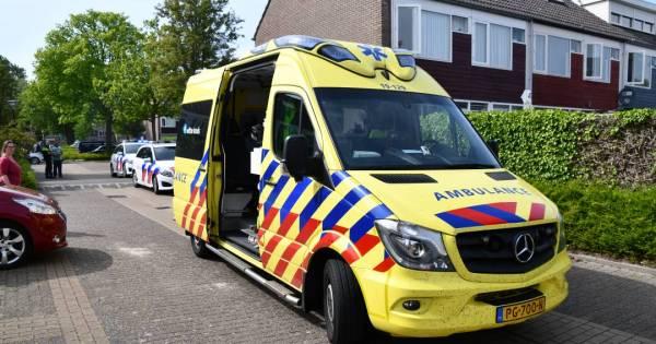 Kind aangereden in Oost-Souburg, motorrijder rijdt door.