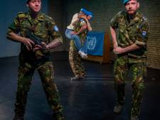 Brabantse Dutchbatters spelen in theaterstuk de pijn en woede om Srebrenica van zich af