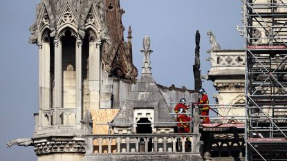 Ook in ons land rekening geopend voor wederopbouw Notre-Dame