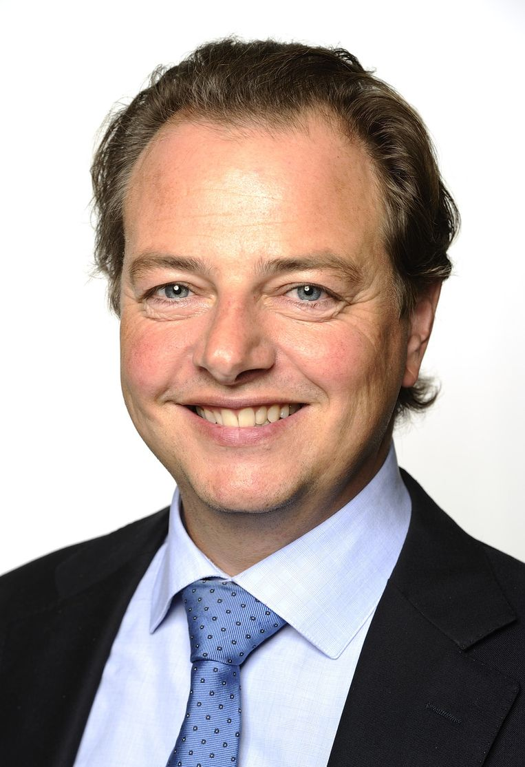 PVV-Kamerlid Barry Madlener Beeld null