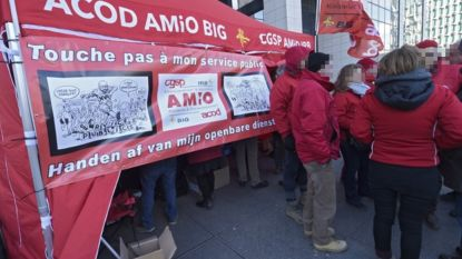 Secretaresse licht socialistische vakbond op voor 400.000 euro